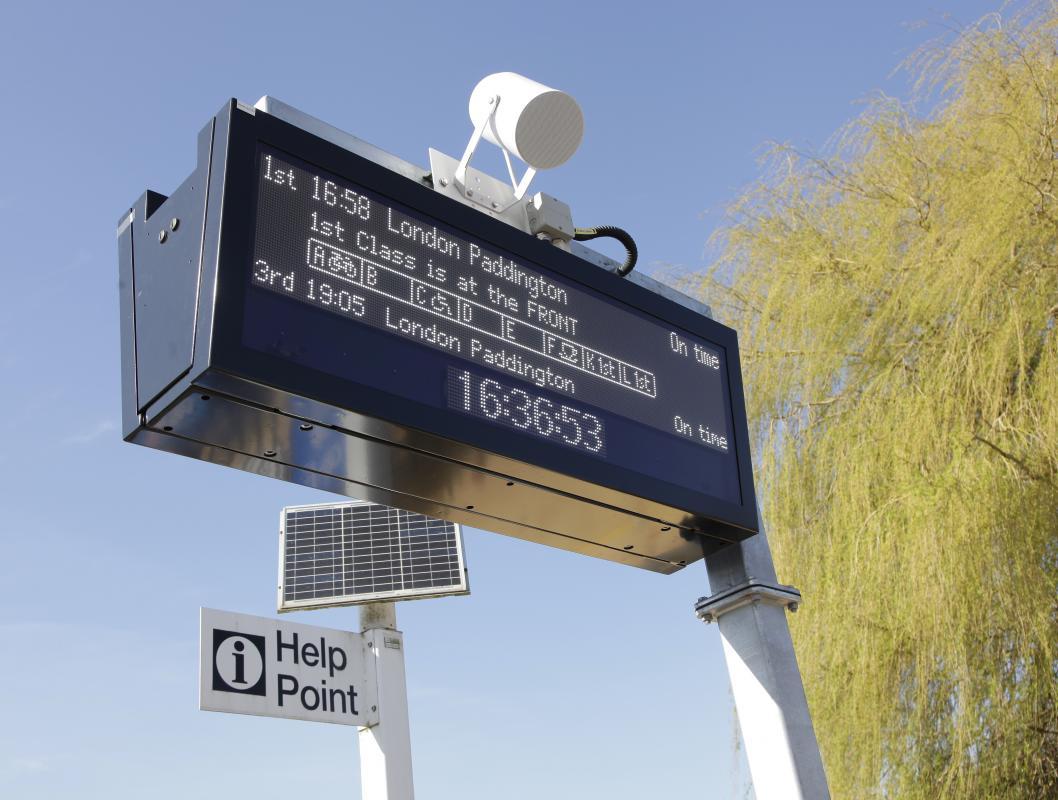 Enhanced passenger information